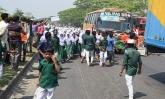 কুমিল্লায় সড়ক দুর্ঘটনায় দুই স্কুল ছাত্রীর মৃত্যু
