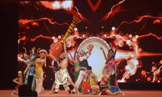 শিল্পকলা একাডেমিতে চীনা নববর্ষ উৎযাপন